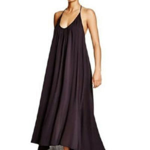 Vince Camuto Black Cover Up Dress XS NEW